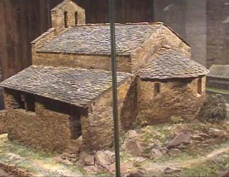 Centro de Interpretação Andorra Románica