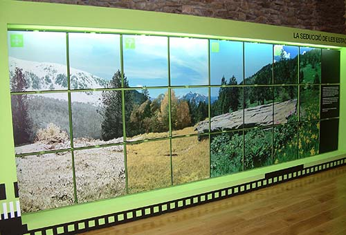 Centro da Naturaleza de La Cortinada, Ordino, Andorra