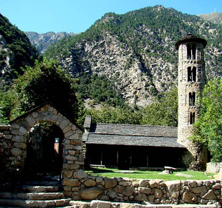 Santa Coloma Church, Andorra la Vella