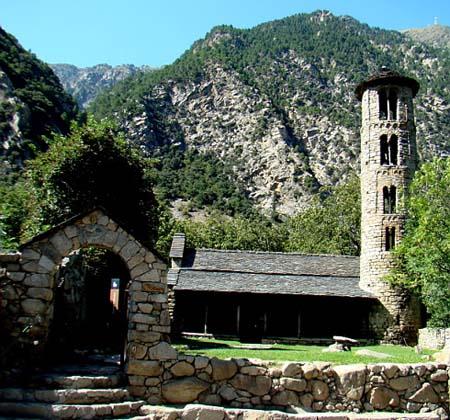 Igreja de Santa Coloma, Andorra-a-Velha
