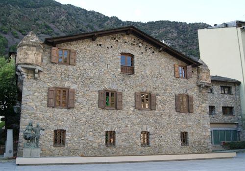 Casa de Vall – Casa do Vale, Andorra a Velha