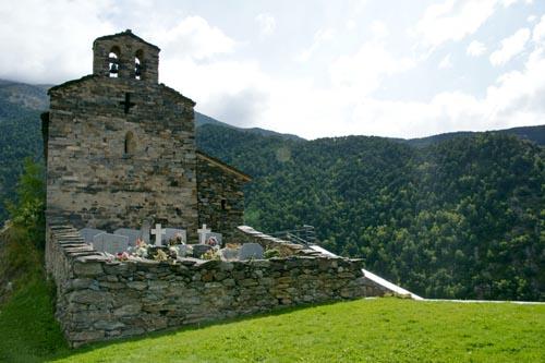 Sant Cerni de Nagol, Sant Julià de Lòria