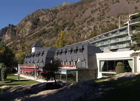 Andorra Park Hotel, Andorra la Vella