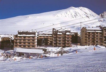 Apartamentos Frontera Blanca