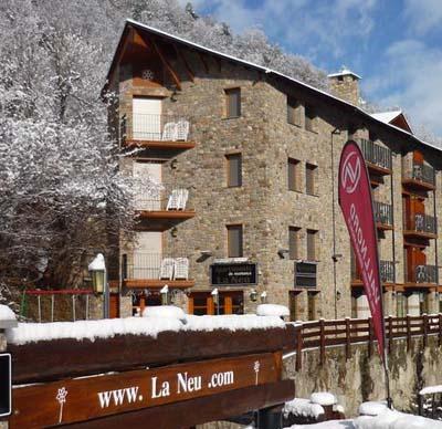 Apartaments La Neu, Llorts