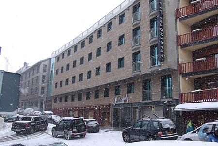 Aparthotel Alaska