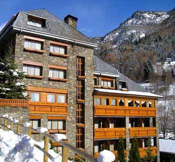 Hotel Bringue, El Serrat