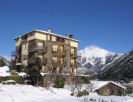 Hotel La Burna Panoràmic