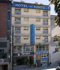 Hotel Les Fonts - Adults Only