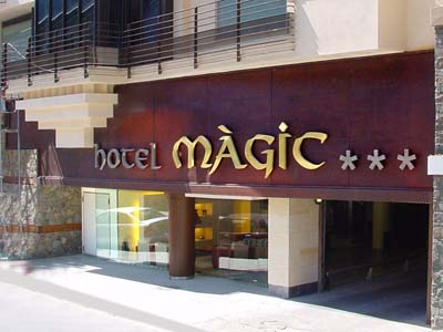 Hotel Magic Andorra, Andorre-la-Vieille
