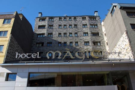 Hotel Magic Pas