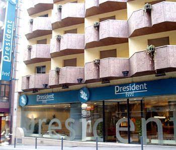 Hotel President, Andorre-la-Vieille