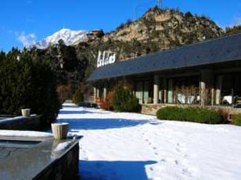 Roc De Caldes AND Spa, Andorre-la-Vieille
