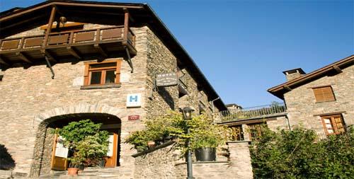 Hotel Santa Bàrbara De La Vall D'ordino, Ordino