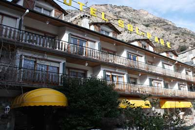 Hotel Sol-Park, Sant Julia de Loria
