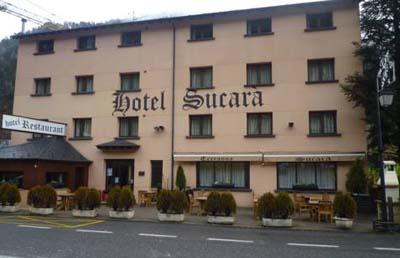 Hotel Sucara, La Cortinada
