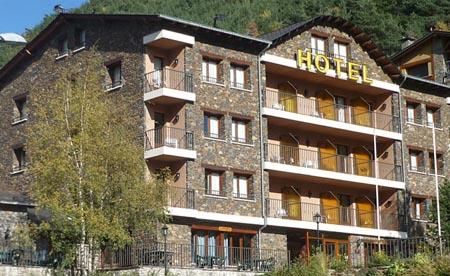 Hotel del Bisset, L'Aldosa