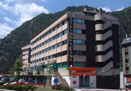 Hotel Sant Eloi, Sant Julia de Loria