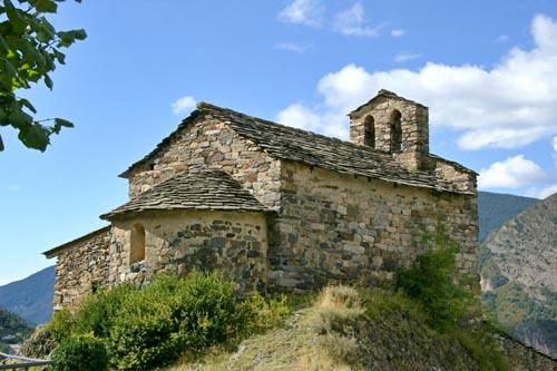 Igreja de Sant Cerni de Nagol, Andorra