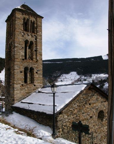 L'Église de Sant Climent de Pal