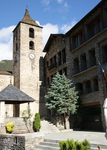 Iglesia de Sant Corneli y Sant Cebrià Church