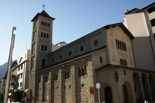 L'Église de Sant Pere Màrtir