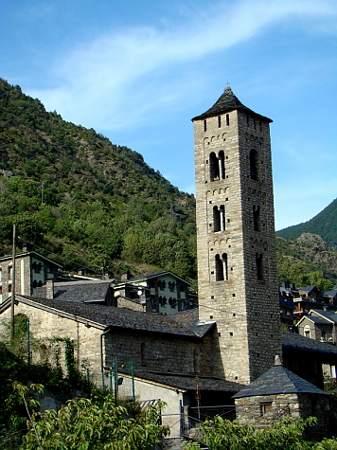 Igreja de Santa Eulália de Encamp, Andorra