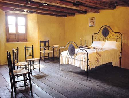 Interior del Museu Casa Rull, Andorra