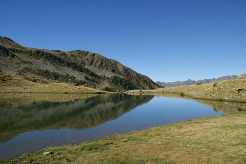 Lac Estany, Ordino, Andorre