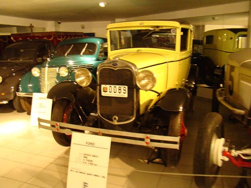 National Museum of the Automobile, Andorra