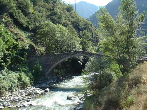 Ponte de la Margineda, Andorra-a-Velha