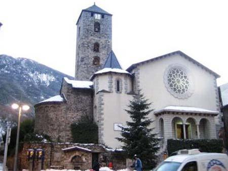 Religião em Andorra