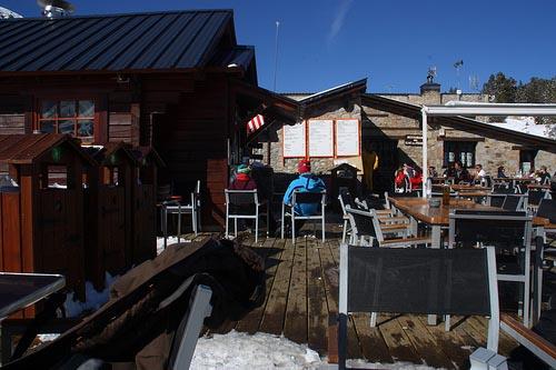 Restaurantes em Grandvalira