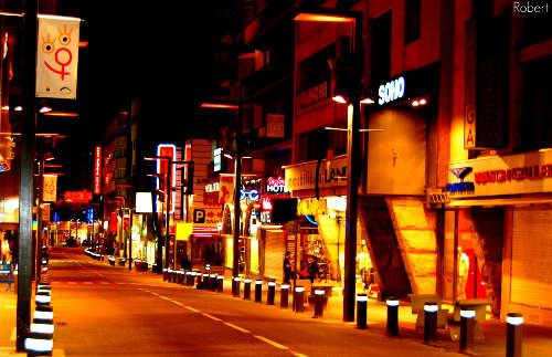 Sítios para sair de noite em Andorra