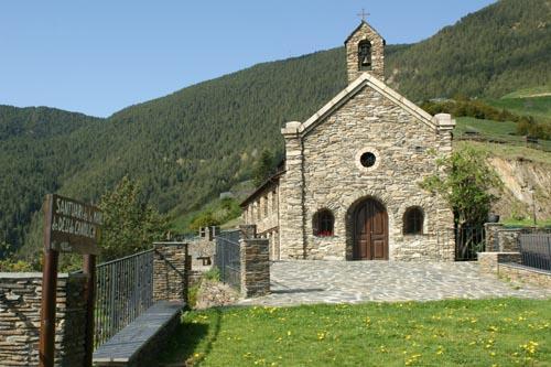 Santuário de Canòlich, Sant Julià de Lòria, Andorra