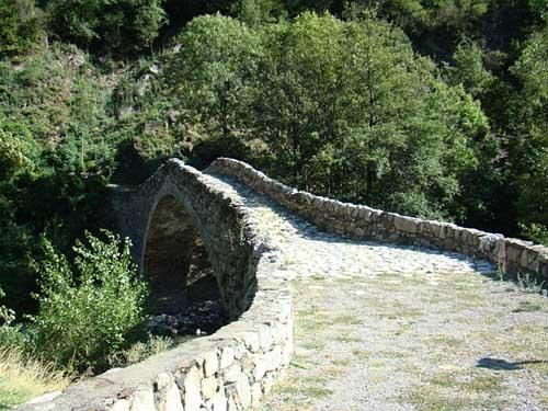 Ponte de la Margineda, Andorra